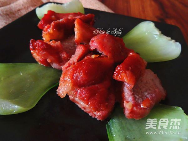 DIY自制叉烧肉的家常做法