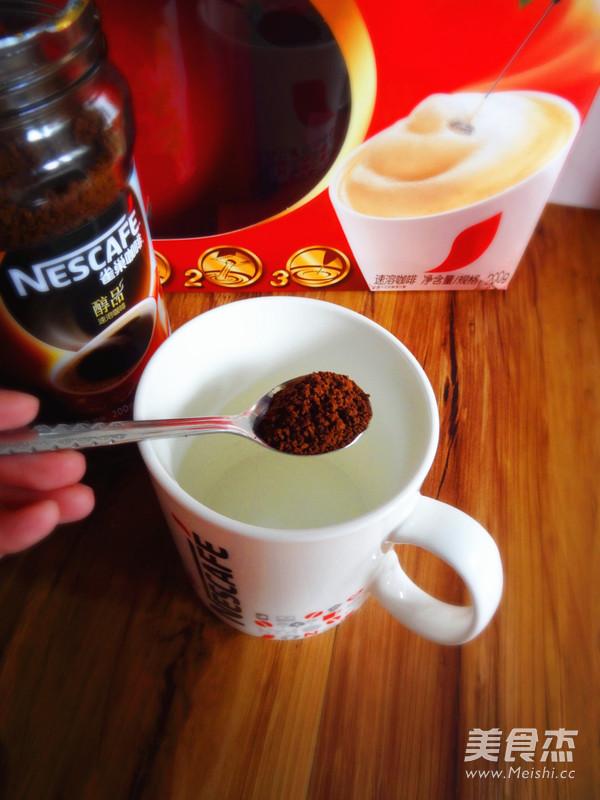 卡布奇诺咖啡的做法大全