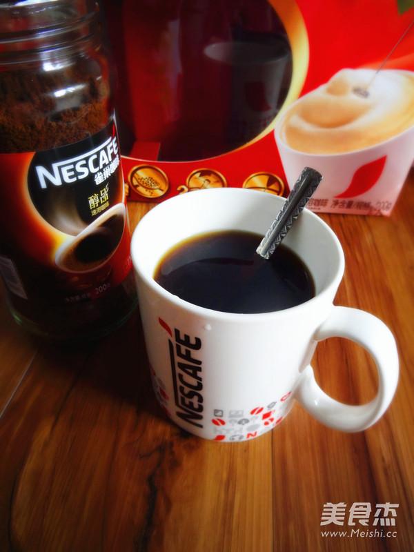 卡布奇诺咖啡的做法图解