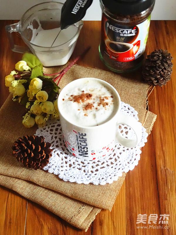 卡布奇诺咖啡怎么煮