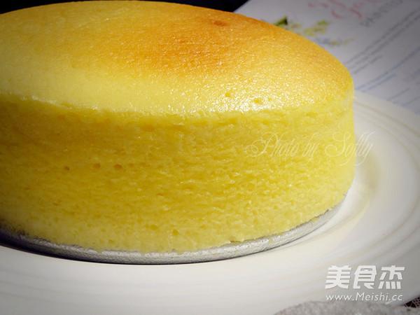 轻乳酪蛋糕(6寸)的做法大全