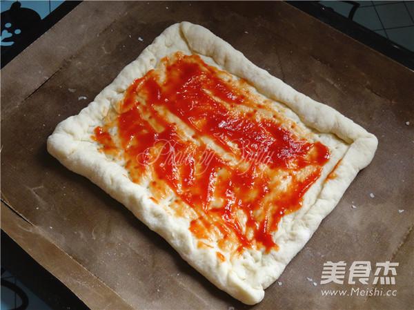 免揉披萨怎样煸