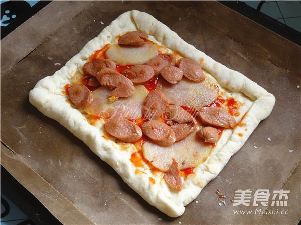免揉披萨怎样做