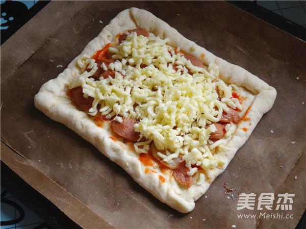 免揉披萨怎样炒