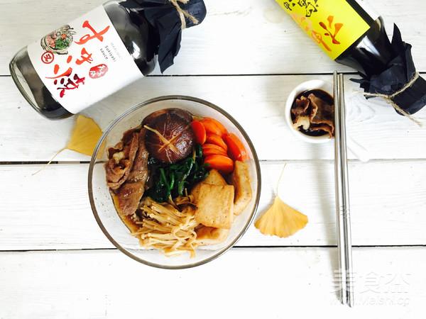 日式寿喜锅怎么做
