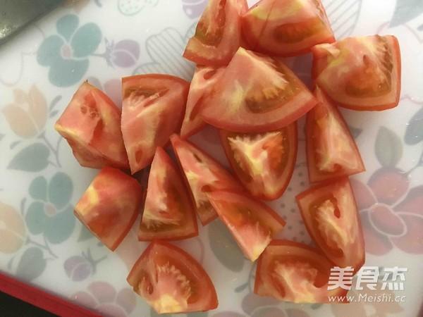 西红柿肉片汤的做法图解