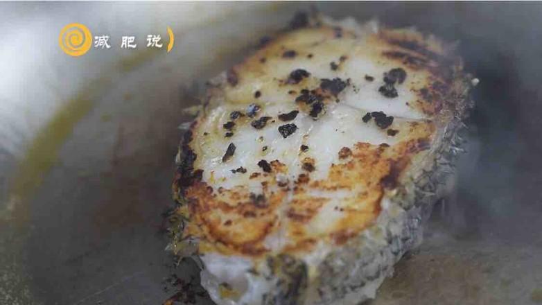 减肥版香煎鳕鱼怎么做