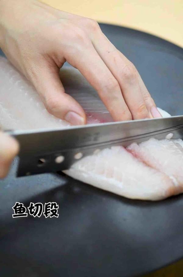 减肥餐~香煎鲷鱼的做法图解