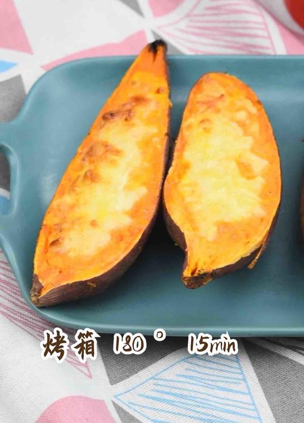 芝士焗红薯怎么煸