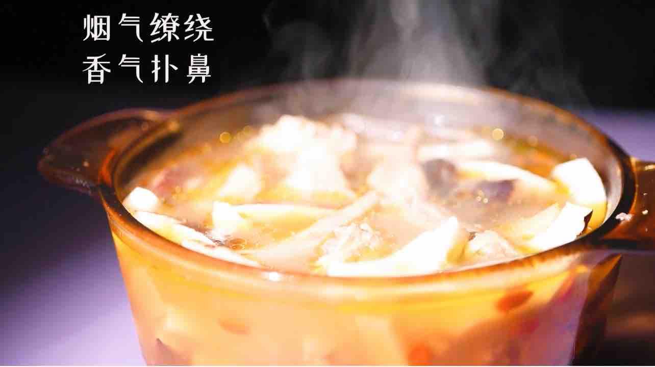 春节冬日养生~椰鸡汤的步骤