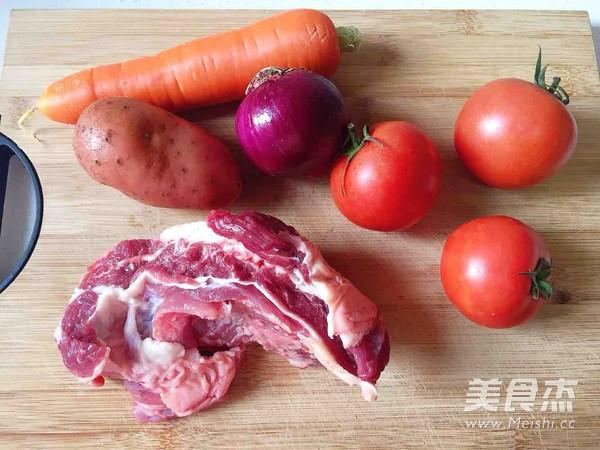 番茄焖牛腩的做法大全