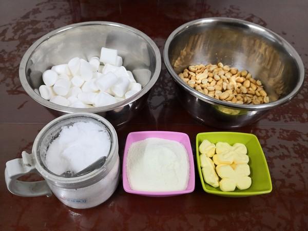 简易版牛扎糖的做法大全