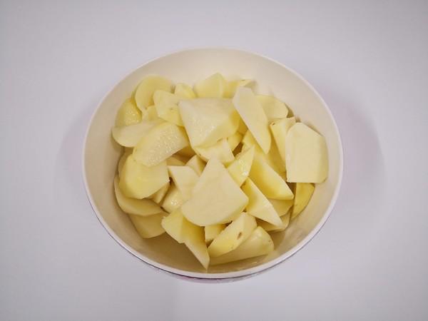 土豆烧鸡块的做法图解
