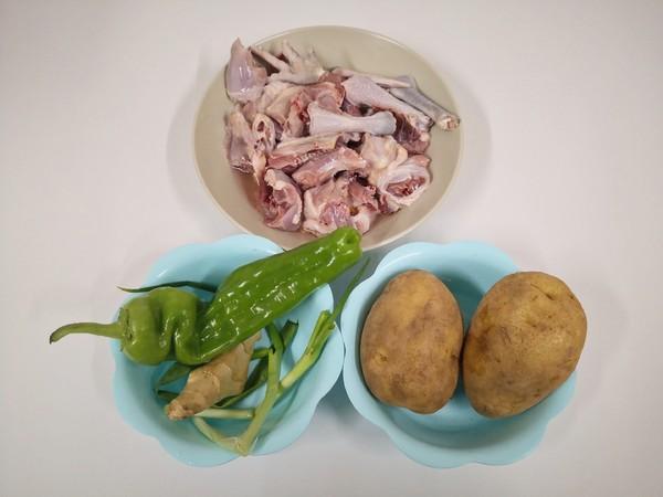 土豆烧鸡块的做法大全