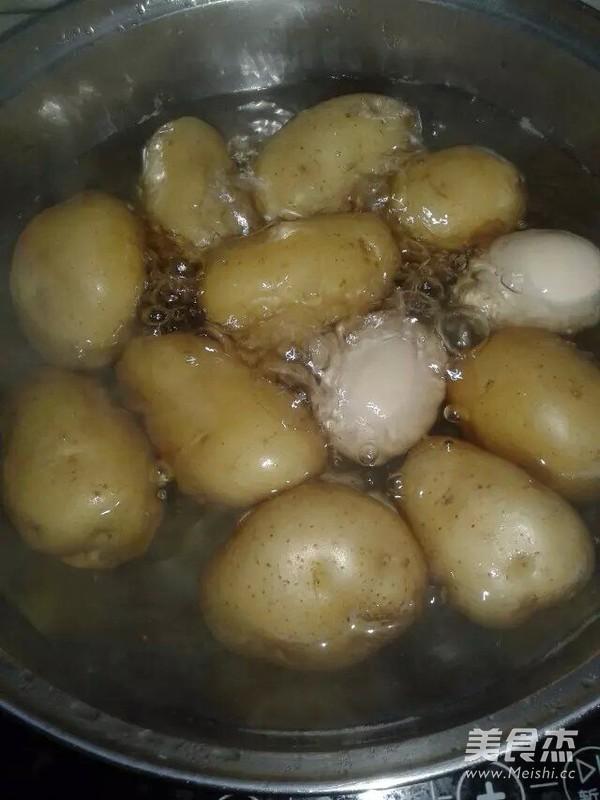土豆泥寿司的做法大全
