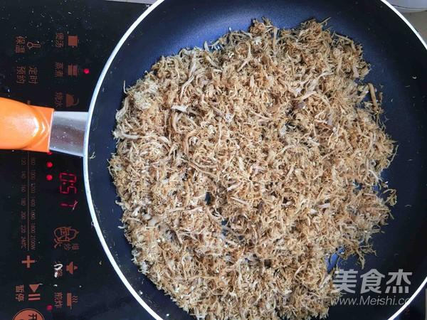 海苔肉松的简单做法