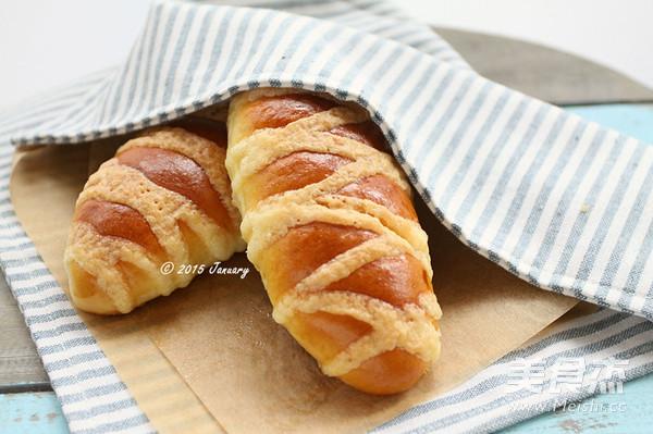 酥香面包怎样做