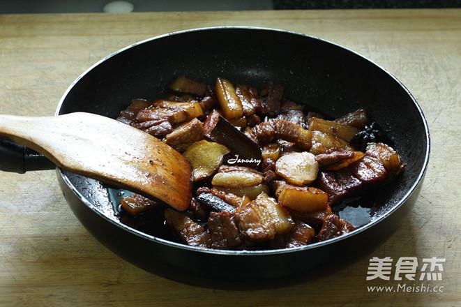 猪肉炖粉条怎么吃