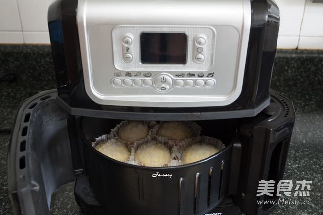炼奶椰蓉小面包怎么煸