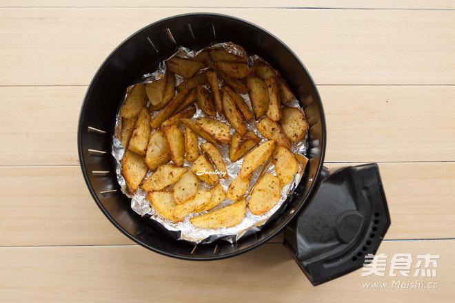炸薯角怎么煮