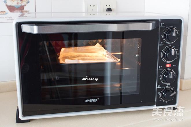 面包卷蛋糕怎样做
