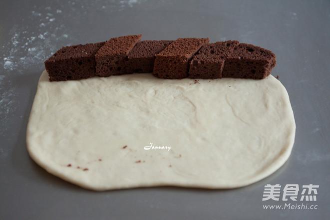 面包卷蛋糕怎么炒
