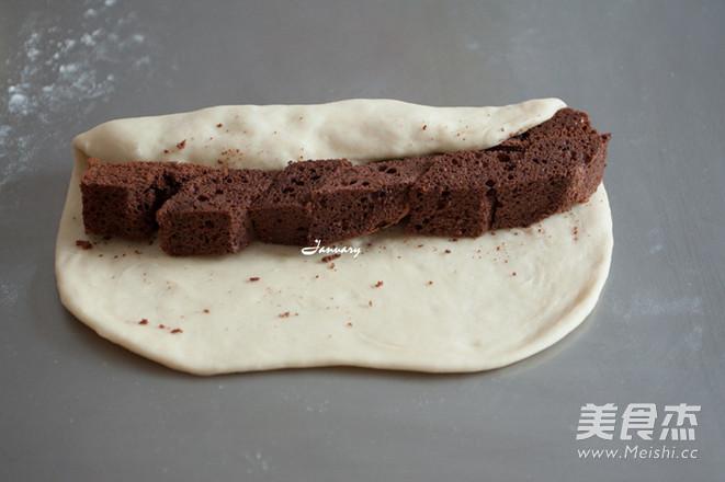 面包卷蛋糕怎么煮