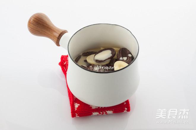 松露巧克力的家常做法