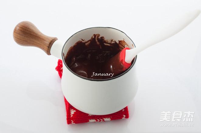 松露巧克力的简单做法
