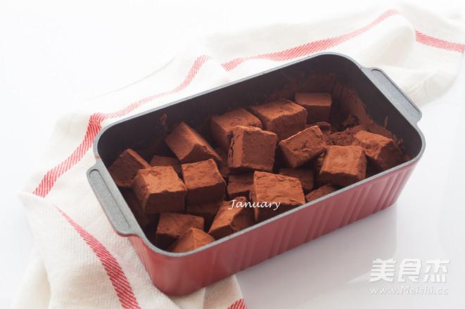 松露巧克力怎么煮