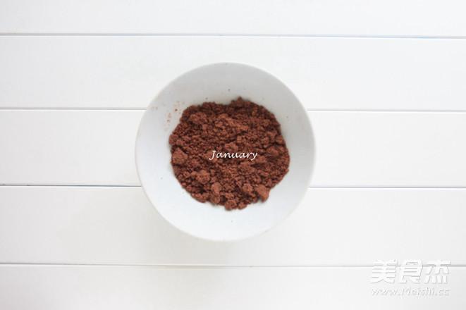 巧克力酥皮面包的做法大全