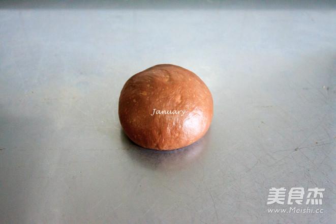 巧克力酥皮面包怎么做