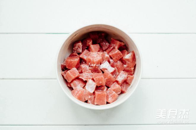 黑椒杏鲍菇牛肉粒的做法大全