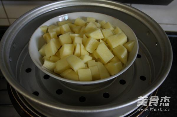 土豆丸子的家常做法