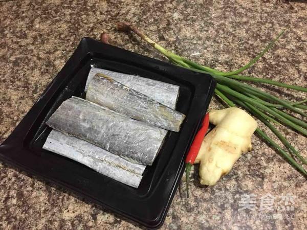 清蒸带鱼的做法大全