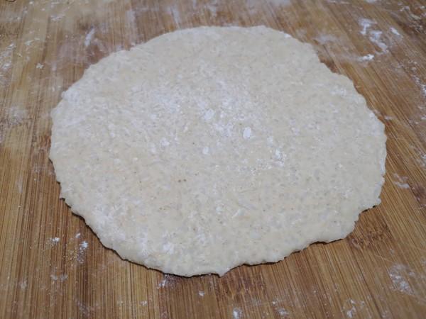 米饭饼的家常做法