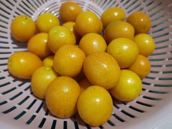 金桔蜜饯的做法图解