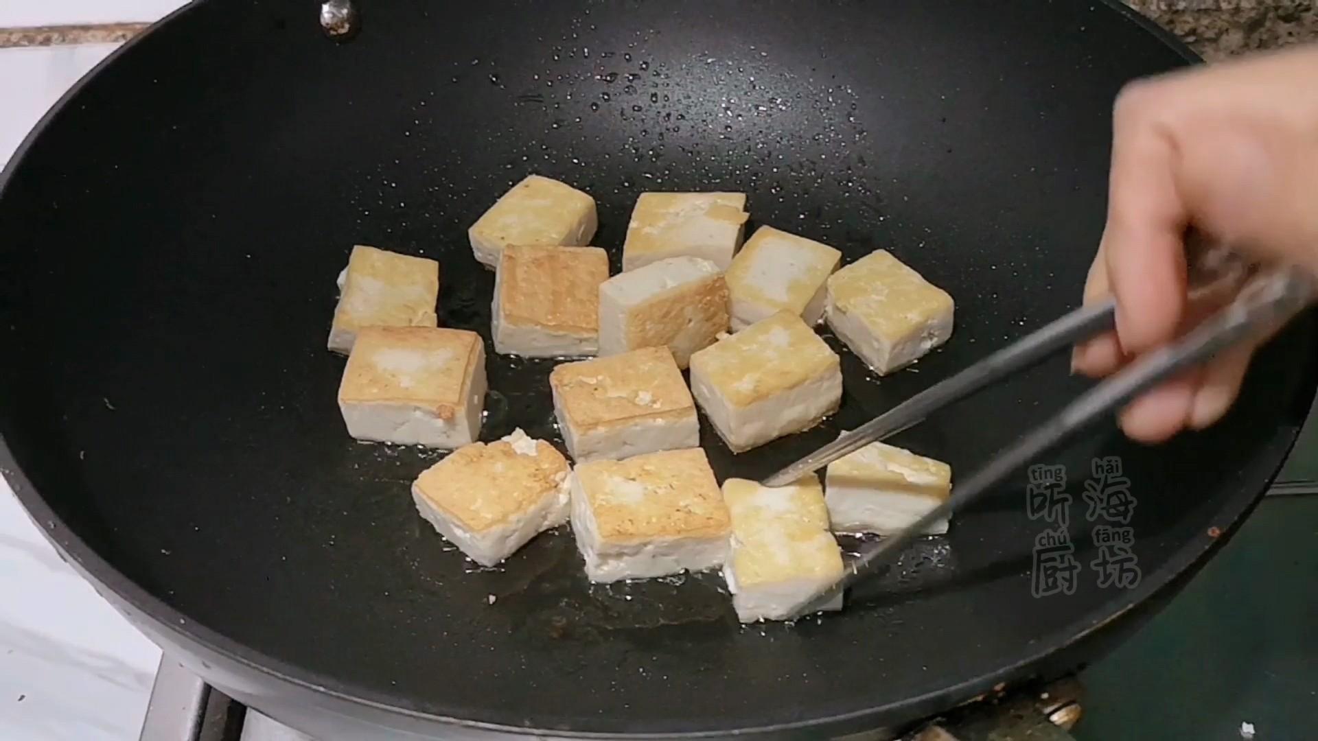 开胃又下饭的茄汁豆腐的家常做法