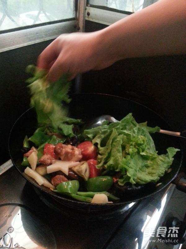 蔬菜乱炖怎么吃