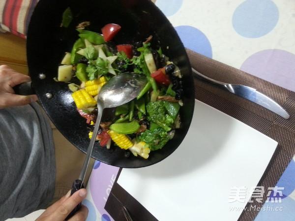 蔬菜乱炖怎么做