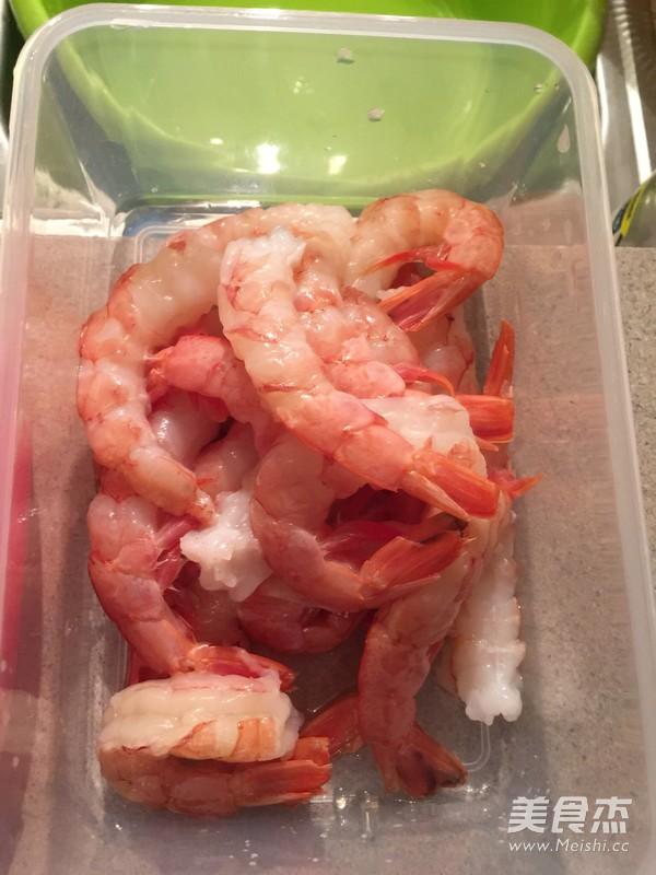 麻辣香锅虾的做法图解