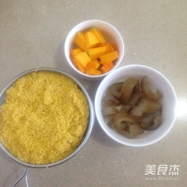 海参南瓜小米粥的做法大全