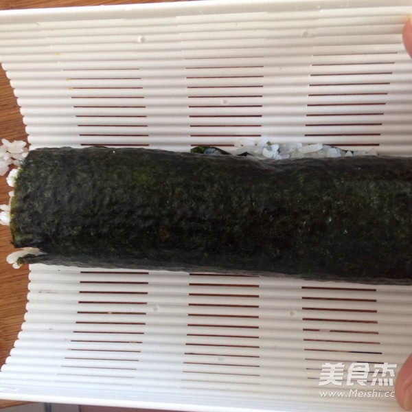 紫菜饭饭的家常做法