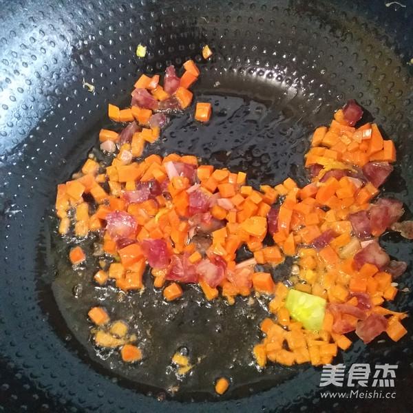 紫菜包炒饭的简单做法