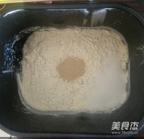芝士火腿面包的做法大全