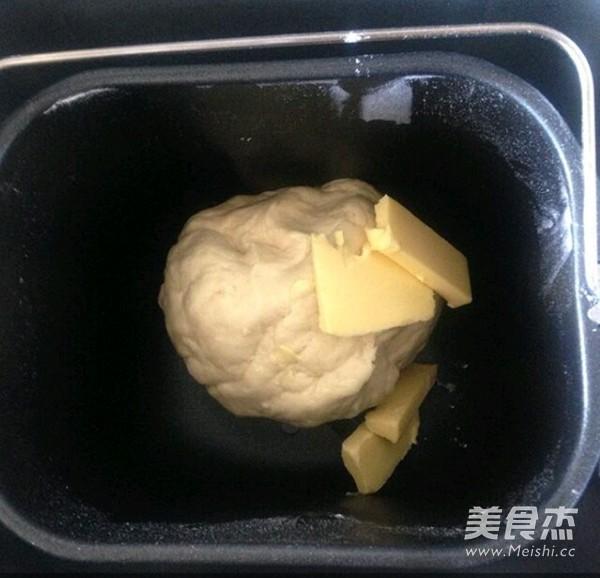 芝士火腿面包的做法图解