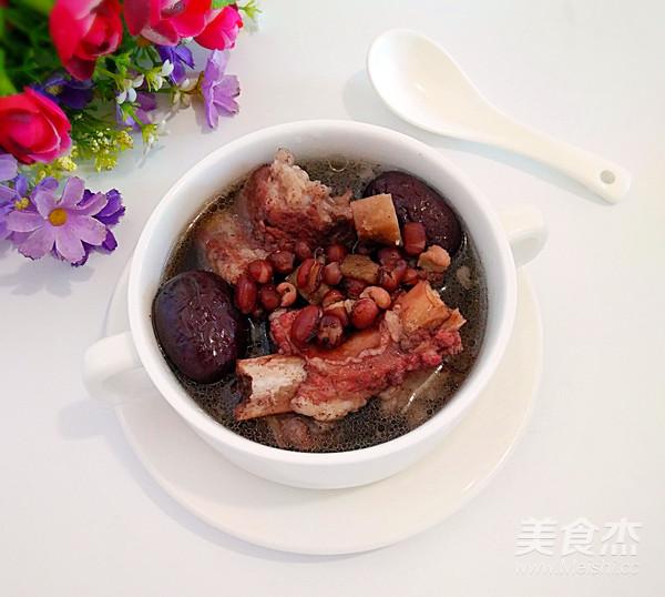 茯苓红豆炖排骨汤怎么做