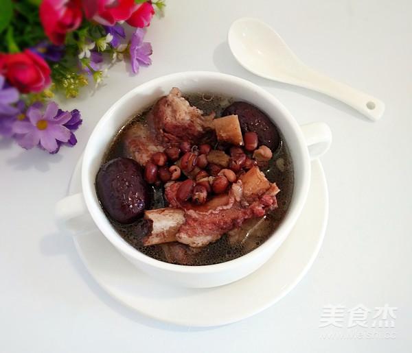 茯苓红豆炖排骨汤怎么煮
