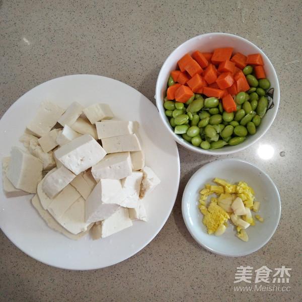 虾仁豆腐汤的做法图解