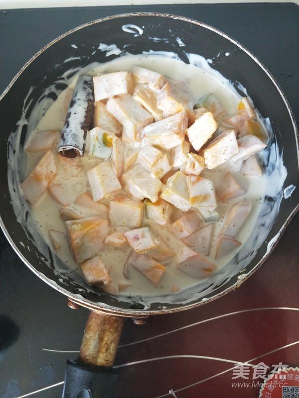 淡奶油南瓜派怎么炒